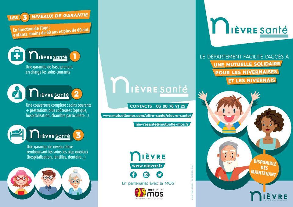 Mutuelle Solidaire - Nièvre Santé - Mairie de Cosne